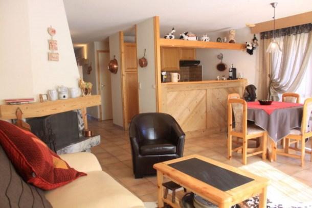 Très bel appartement de 2 chambres, à deux pas du centre.