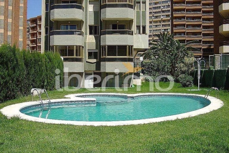 Location vacances Benidorm -  Appartement - 4 personnes - Ascenseur - Photo N° 1