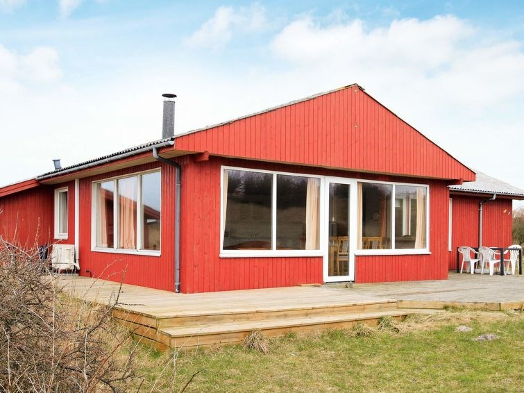 Maison pour 6 personnes à Hjørring