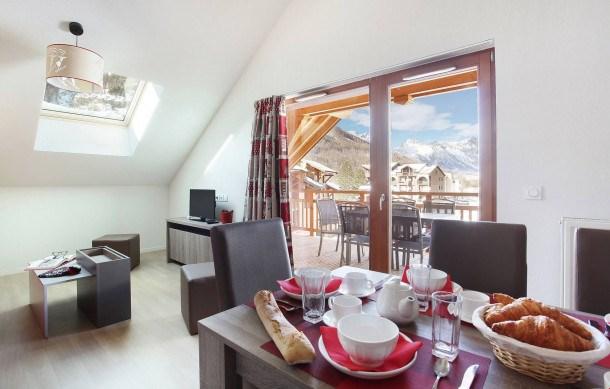 Location vacances Briançon -  Appartement - 8 personnes - Congélateur - Photo N° 1