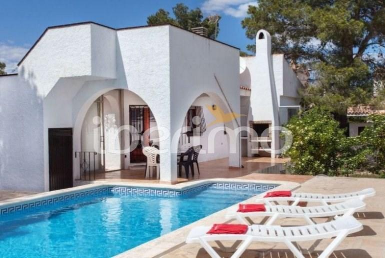 Villa à Ametlla de Mar pour 6 personnes - 3 chambres