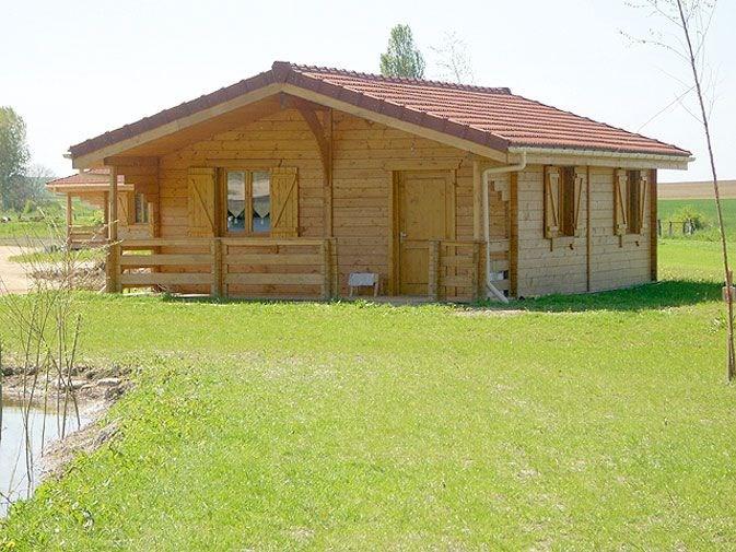 Gîte Vaninaà Chuffilly-Roche - à 15 Km de Vouziers Chalet indépendant.