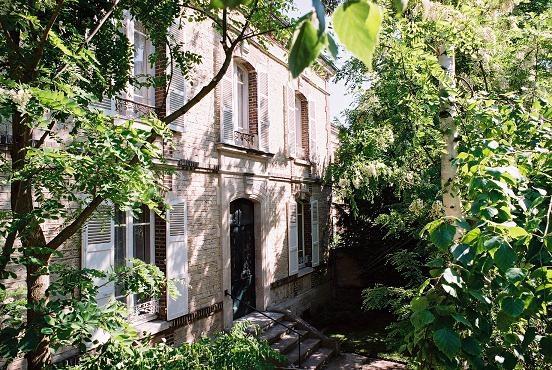 Au fil de Troyes. Maison.