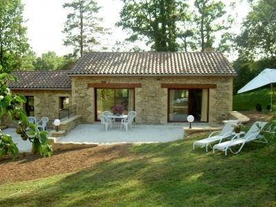 Location vacances Les Eyzies-de-Tayac-Sireuil -  Gite - 2 personnes - Barbecue - Photo N° 1