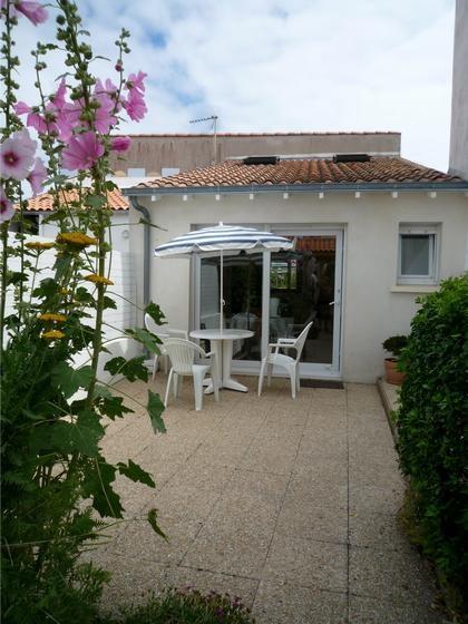 Location vacances Fouras -  Maison - 3 personnes - Jardin - Photo N° 1