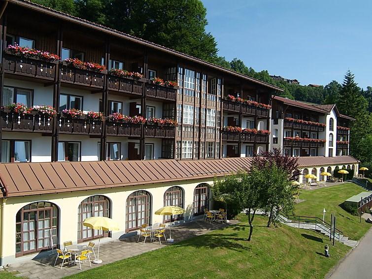 Appartement pour 2 personnes à Oberstaufen