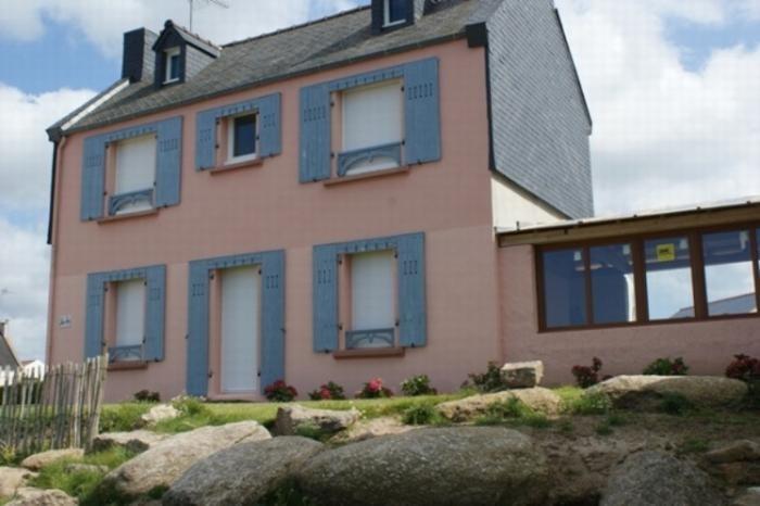 Ferienwohnungen Porspoder - Haus - 12 Personen - Grill - Foto Nr. 1