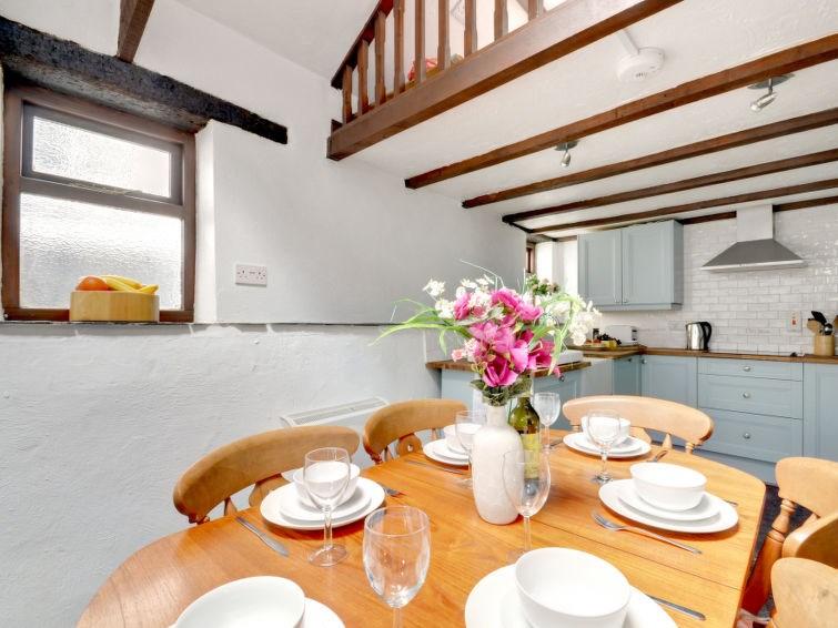 Maison pour 5 personnes à Tintagel