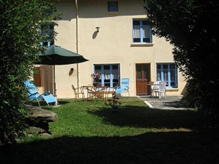 Holiday rentals Aston - House - 5 persons - BBQ - Photo N° 1
