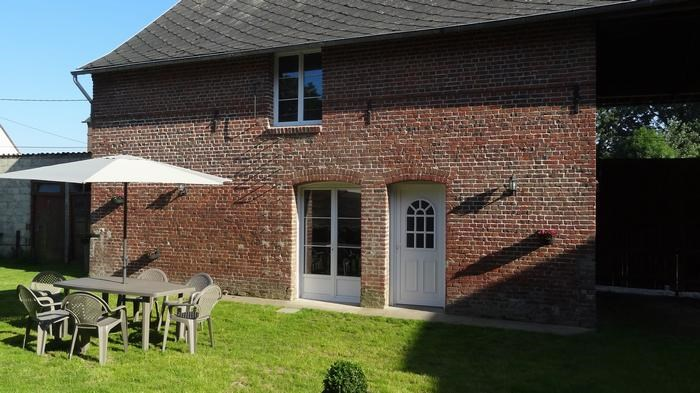Holiday rentals Saint-Quentin-la-Motte-Croix-au-Bailly - Cottage - 6 persons - BBQ - Photo N° 1