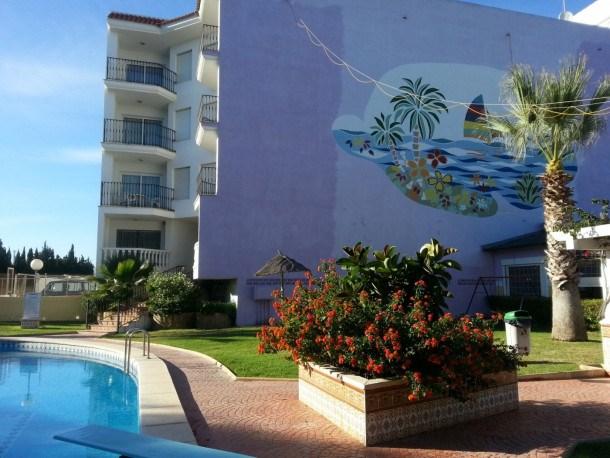 Location vacances Alcalà de Xivert -  Appartement - 8 personnes - Télévision - Photo N° 1