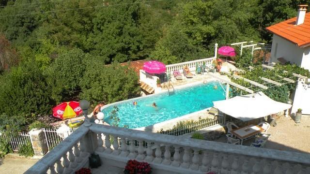 Appartement pour 6 pers. avec piscine, Sospel