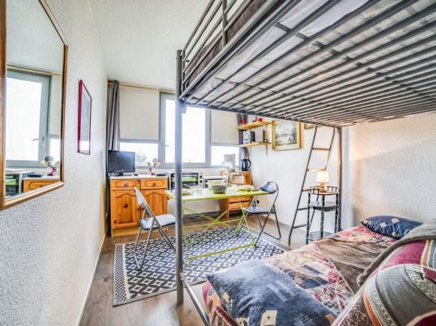 Location vacances Villarembert -  Appartement - 2 personnes - Télévision - Photo N° 1