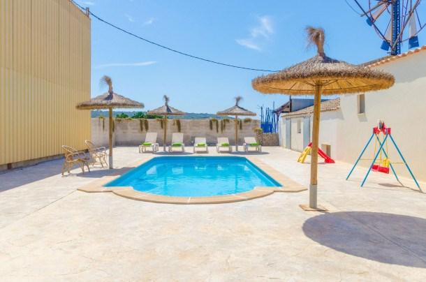 Location vacances Campos -  Maison - 4 personnes - Télévision - Photo N° 1