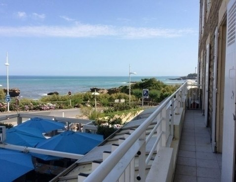 Location vacances Biarritz -  Appartement - 4 personnes - Ascenseur - Photo N° 1