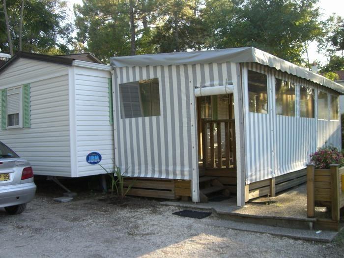 Mobil Home pour 6 pers. avec piscine, La Tremblade