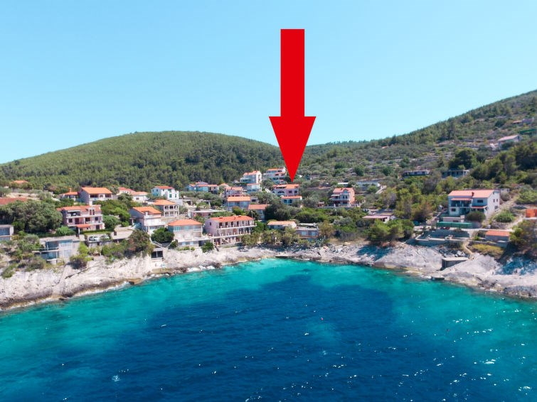Location vacances Korčula -  Appartement - 4 personnes -  - Photo N° 1