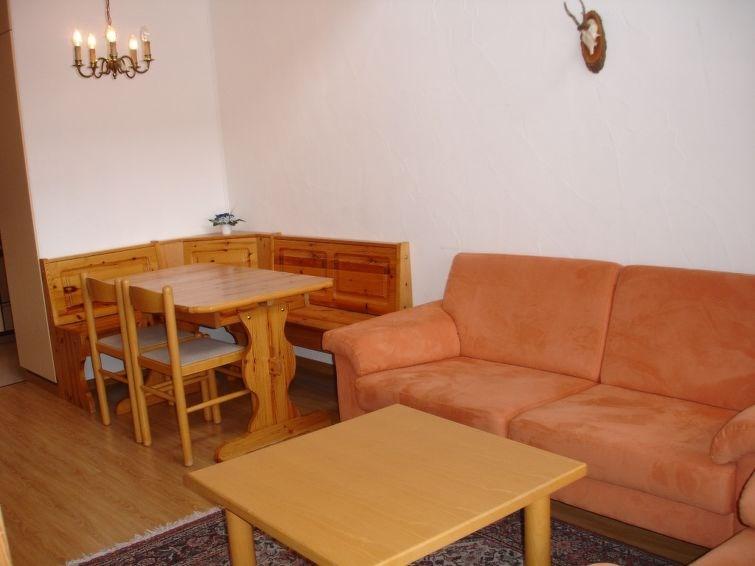 Appartement pour 4 personnes à Disentis