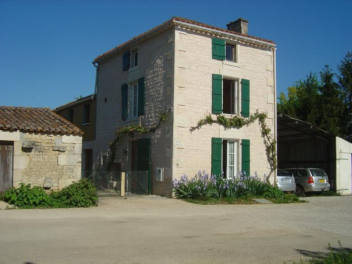 Holiday rentals Bouillé-Courdault - House - 6 persons - BBQ - Photo N° 1