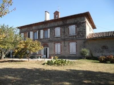ancienne maison de famille - Verdun sur Garonne