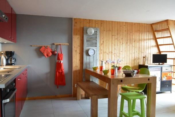 Location vacances Le Grand-Bornand -  Appartement - 8 personnes - Télévision - Photo N° 1