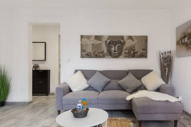 Location vacances Mulhouse -  Appartement - 2 personnes - Barbecue - Photo N° 1