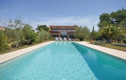 Location vacances Saint-Cézaire-sur-Siagne -  Maison - 8 personnes - Télévision - Photo N° 1