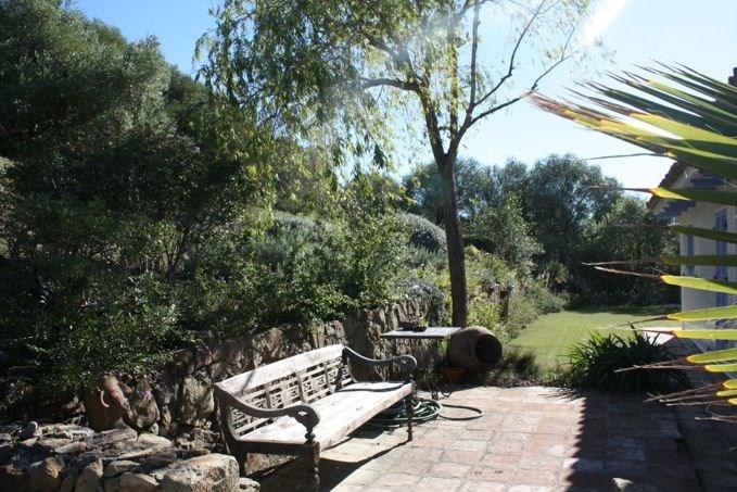 La maison de vacances El Caprichio (Gaucin - Costa del Sol) est un petit coin de paradis, au cœur d'une nature inviolée.