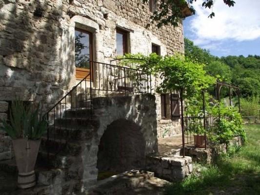 Location vacances Montpezat-sous-Bauzon -  Maison - 16 personnes - Barbecue - Photo N° 1