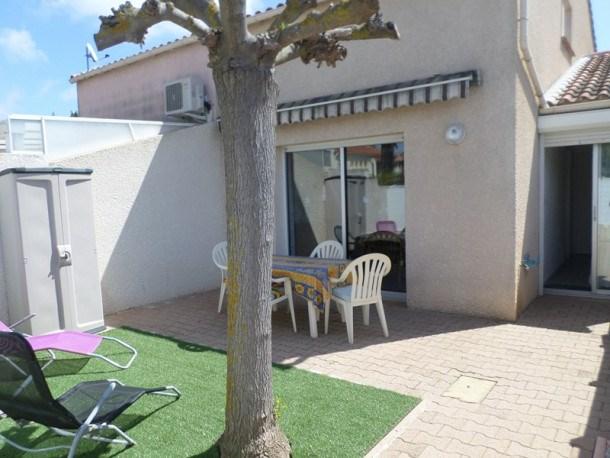 Location vacances Agde -  Maison - 5 personnes - Climatisation - Photo N° 1