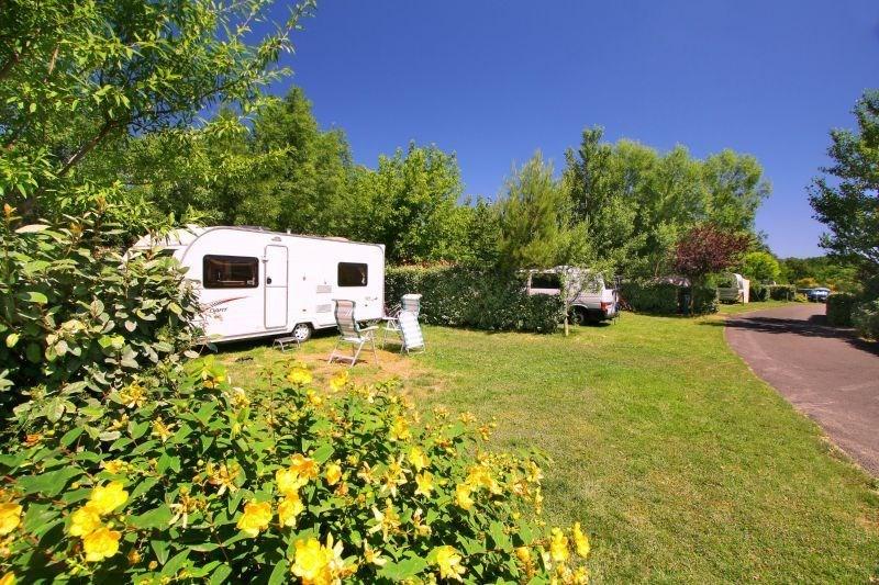 Le camping Le Moulin de Sainte Anne **** idéalement situé