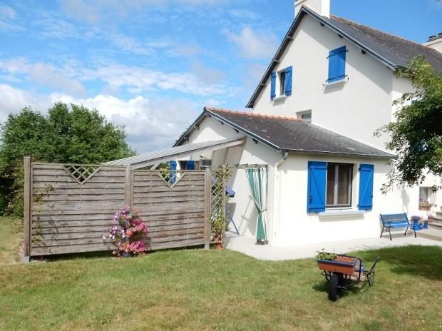 cottage between sleeve and Atlantic - Trébrivan