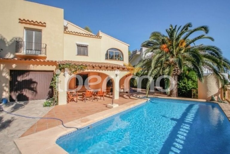 Location vacances Benissa -  Maison - 6 personnes - Barbecue - Photo N° 1