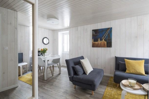 Location vacances Saint-Malo -  Appartement - 3 personnes - Chaîne Hifi - Photo N° 1