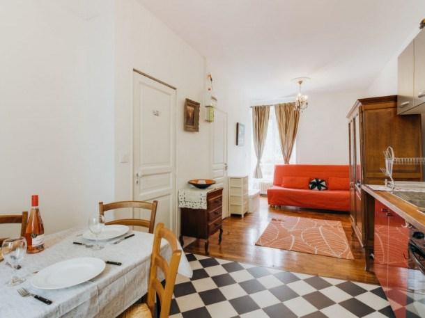 Location vacances Dinard -  Appartement - 2 personnes - Télévision - Photo N° 1
