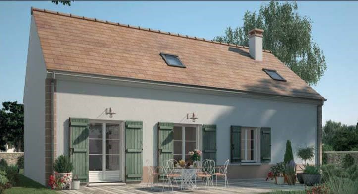 Maison  5 pièces + Terrain 310 m² Oissery par MAISONS EVOLUTION