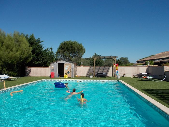 Holiday rentals Cazalrenoux - Cottage - 4 persons - BBQ - Photo N° 1