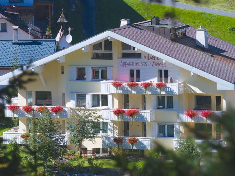 Appartement pour 1 personnes à Samnaun