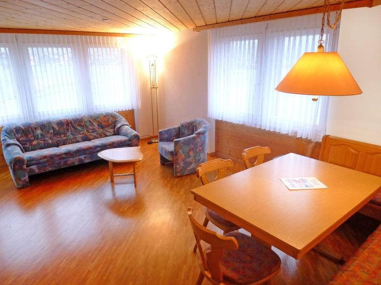Appartement pour 3 personnes à Lungern
