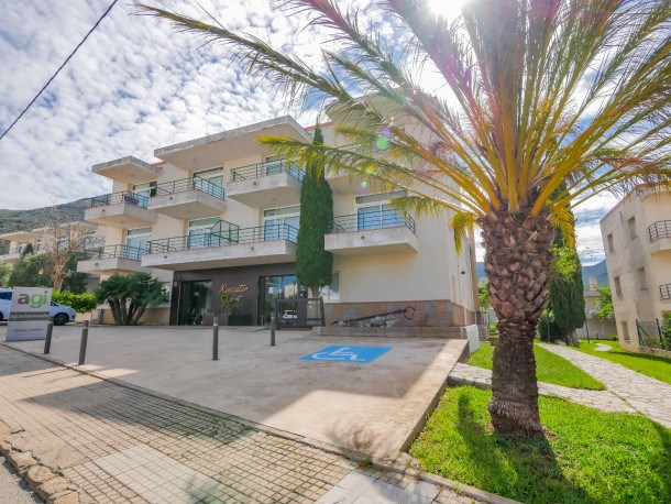 Location vacances Rosas -  Appartement - 4 personnes - Court de tennis - Photo N° 1