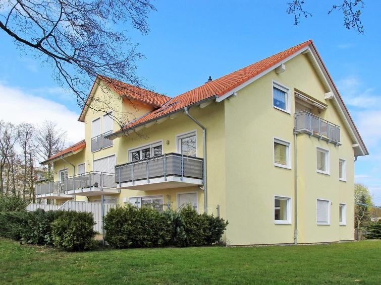 Appartement pour 2 personnes à Zinnowitz