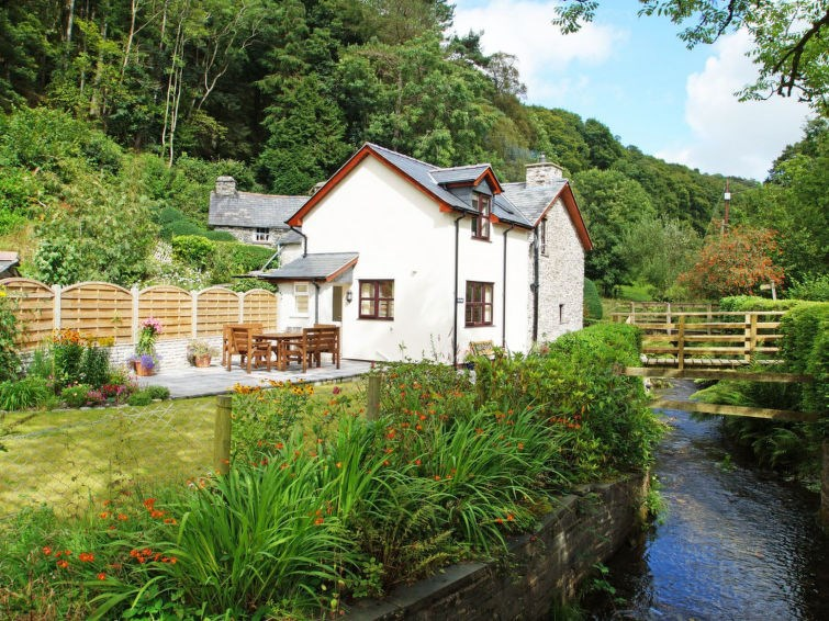 Location vacances Machynlleth -  Maison - 4 personnes -  - Photo N° 1