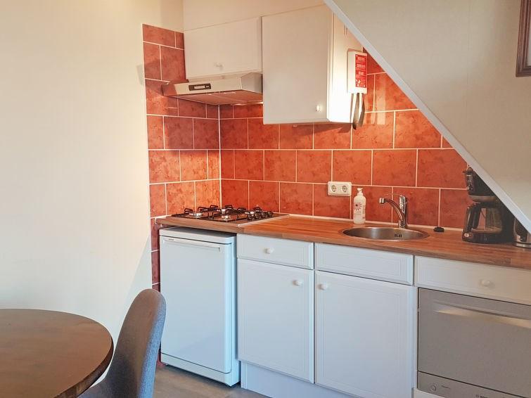 Appartement pour 5 à Wissenkerke