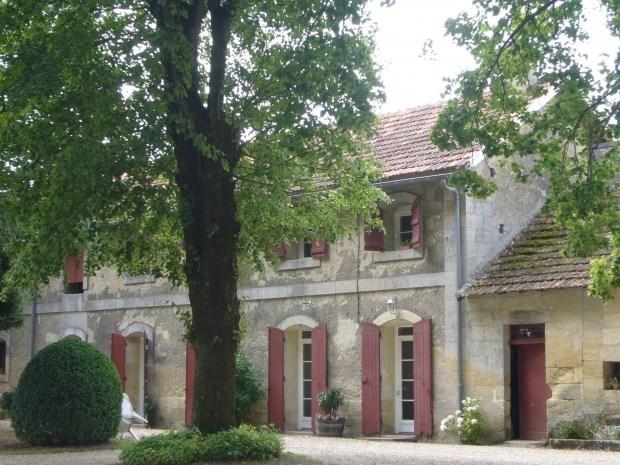 Gîte à proximité de Saint-Emilion - Saint-Philippe-d'Aiguille
