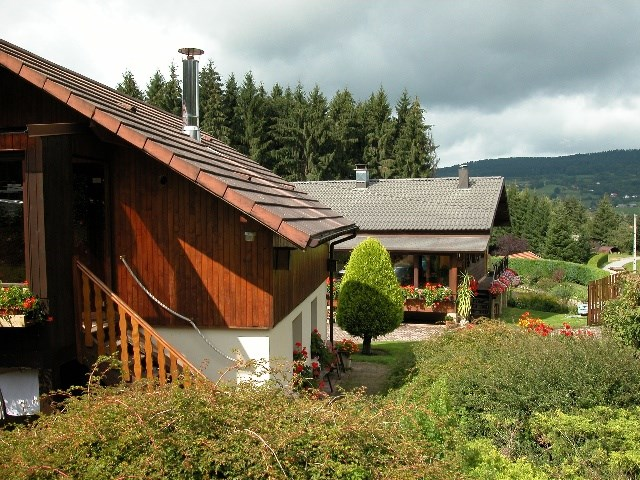 Location vacances Fraize -  Maison - 3 personnes - Barbecue - Photo N° 1