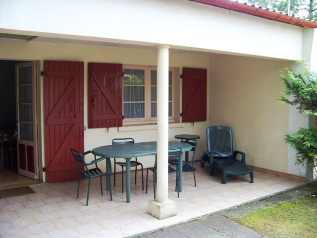 Location vacances Vieux-Boucau-les-Bains -  Appartement - 4 personnes - Barbecue - Photo N° 1