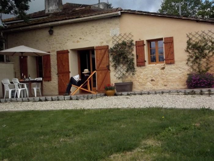 Location vacances Gabarnac -  Gite - 4 personnes - Barbecue - Photo N° 1