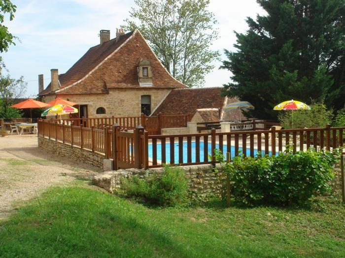 Ferienwohnungen Auriac-du-Périgord - Haus - 6 Personen - Grill - Foto Nr. 1
