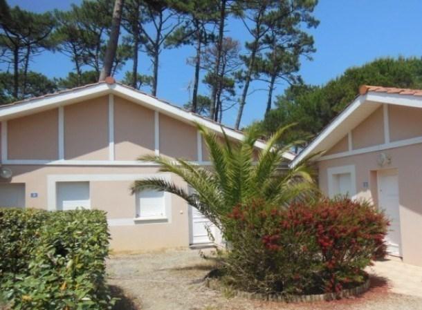 Location vacances Moliets-et-Maa -  Maison - 4 personnes - Salon de jardin - Photo N° 1