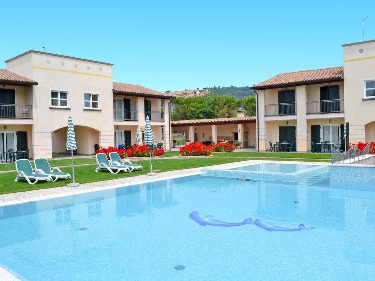 Appartement pour 2 personnes à Garda
